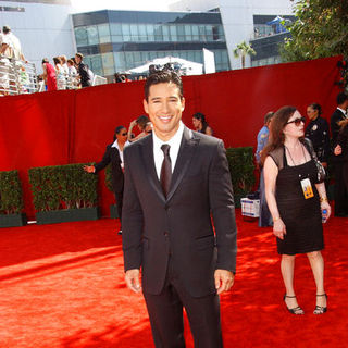 Mario Lopez in The 61st Annual Primetime Emmy Awards - Arrivals