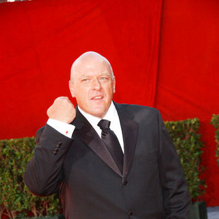 Dean Norris in The 61st Annual Primetime Emmy Awards - Arrivals
