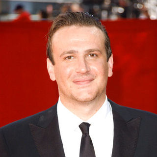 Jason Segel in The 61st Annual Primetime Emmy Awards - Arrivals