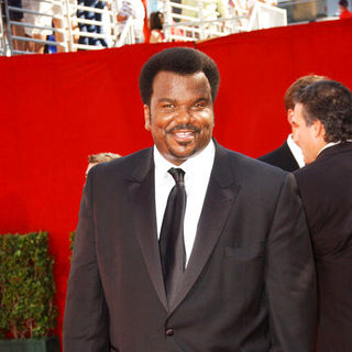 Craig Robinson in The 61st Annual Primetime Emmy Awards - Arrivals