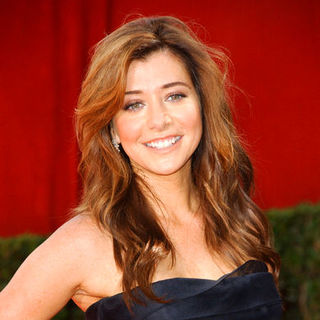 Alyson Hannigan in The 61st Annual Primetime Emmy Awards - Arrivals