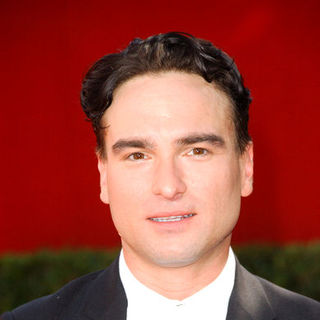 Johnny Galecki in The 61st Annual Primetime Emmy Awards - Arrivals