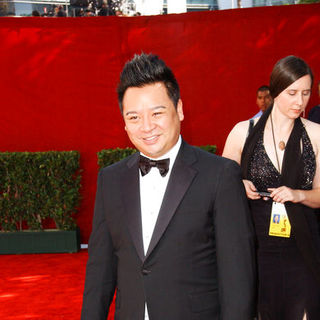 Rex Lee in The 61st Annual Primetime Emmy Awards - Arrivals