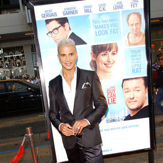 "Jay Manuel in ""The Invention of Lying"" Los Angeles Premiere - Arrivals"