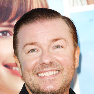 "Ricky Gervais in ""The Invention of Lying"" Los Angeles Premiere - Arrivals"