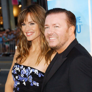 "Jennifer Garner, Ricky Gervais in ""The Invention of Lying"" Los Angeles Premiere - Arrivals"