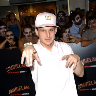 "Rob Dyrdek in ""Zombieland"" Los Angeles Premiere - Arrivals"
