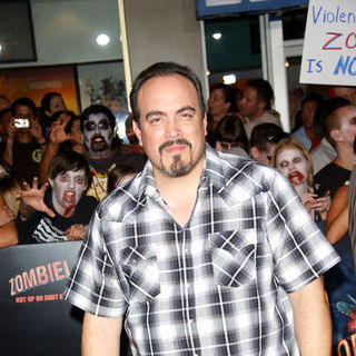 "David Zayas in ""Zombieland"" Los Angeles Premiere - Arrivals"