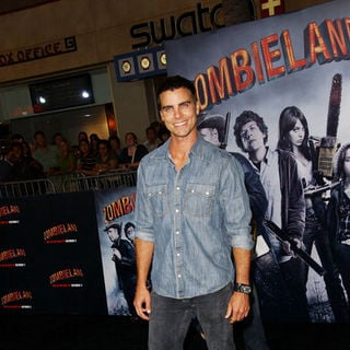 "Colin Egglesfield in ""Zombieland"" Los Angeles Premiere - Arrivals"