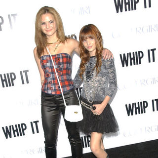 "Kaili Thorne, Bella Thorne in ""Whip It!"" Los Angeles Premiere - Arrivals"