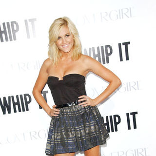"Ashley Roberts, The Pussycat Dolls in ""Whip It!"" Los Angeles Premiere - Arrivals"