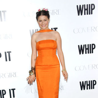 "Alia Shawkat in ""Whip It!"" Los Angeles Premiere - Arrivals - ALO-090027"