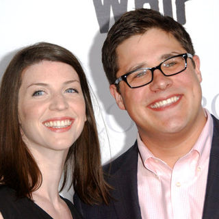 "Rich Sommer, Virginia Donohoe in ""Whip It!"" Los Angeles Premiere - Arrivals"
