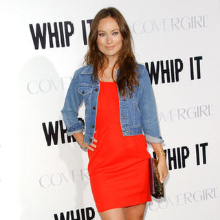 "Olivia Wilde in ""Whip It!"" Los Angeles Premiere - Arrivals"