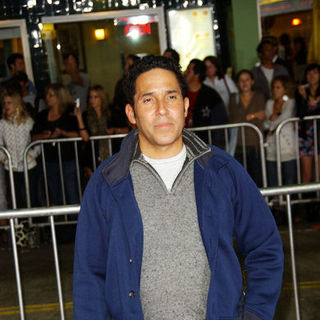 "Oscar Nunez in ""Couples Retreat"" Los Angeles Premiere - Arrivals"