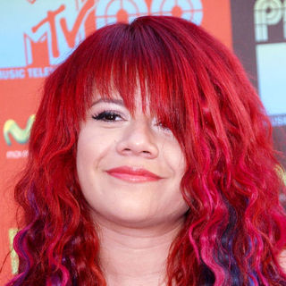 Allison Iraheta in 2009 MTV Latin VMAs - Arrivals