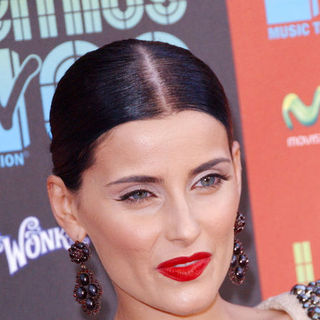 Nelly Furtado in 2009 MTV Latin VMAs - Arrivals