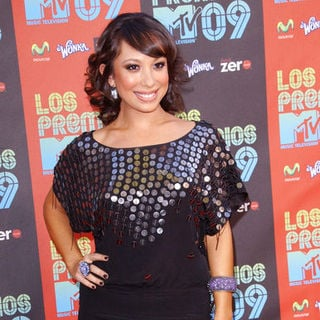 Cheryl Burke in 2009 MTV Latin VMAs - Arrivals