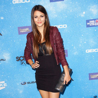 "Victoria Justice in Spike TV's ""Scream 2009"" - Arrivals"