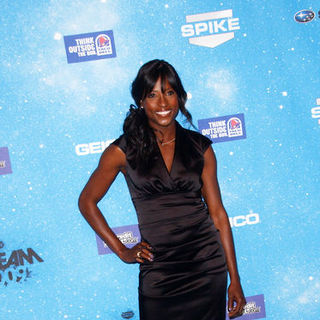"Rutina Wesley in Spike TV's ""Scream 2009"" - Arrivals"