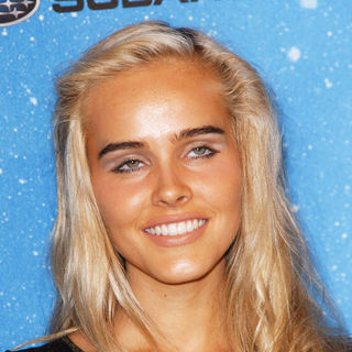 "Isabel Lucas in Spike TV's ""Scream 2009"" - Arrivals"