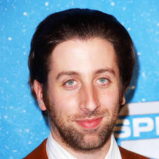 "Simon Helberg in Spike TV's ""Scream 2009"" - Arrivals"
