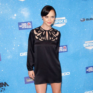 "Christina Ricci in Spike TV's ""Scream 2009"" - Arrivals"