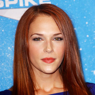 "Amanda Righetti in Spike TV's ""Scream 2009"" - Arrivals"