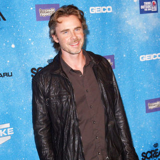 "Sam Trammell in Spike TV's ""Scream 2009"" - Arrivals"