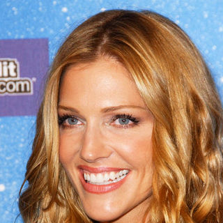 "Tricia Helfer in Spike TV's ""Scream 2009"" - Arrivals"