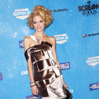 "Jaime King in Spike TV's ""Scream 2009"" - Arrivals"