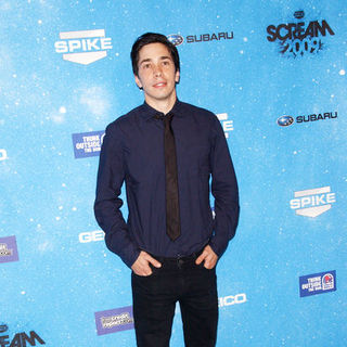 "Justin Long in Spike TV's ""Scream 2009"" - Arrivals"