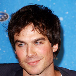 "Ian Somerhalder in Spike TV's ""Scream 2009"" - Arrivals"