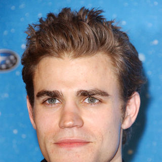 "Paul Wesley in Spike TV's ""Scream 2009"" - Arrivals"