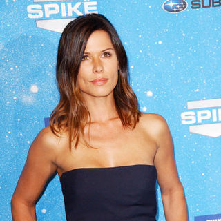 "Rhona Mitra in Spike TV's ""Scream 2009"" - Arrivals"