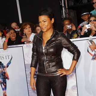 "Nia Long in ""This Is It"" Los Angeles Premiere - Arrivals"