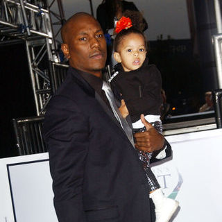 "Tyrese Gibson in ""This Is It"" Los Angeles Premiere - Arrivals"