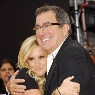 "Ashley Tisdale, Kenny Ortega in ""This Is It"" Los Angeles Premiere - Arrivals"