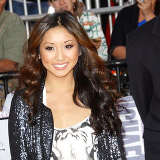 "Brenda Song in ""This Is It"" Los Angeles Premiere - Arrivals"