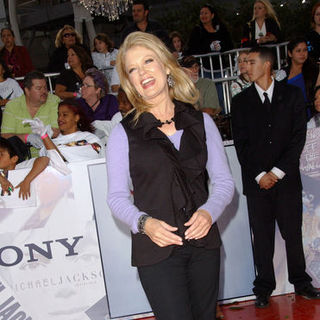 "Mary Hart in ""This Is It"" Los Angeles Premiere - Arrivals"