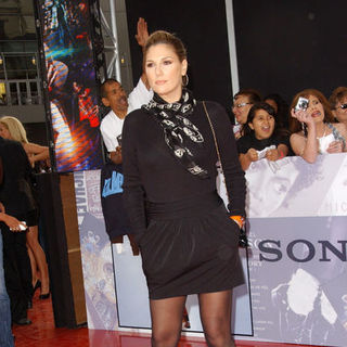 "Daisy Fuentes in ""This Is It"" Los Angeles Premiere - Arrivals"