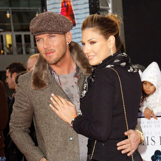 "Daisy Fuentes, Matt Goss in ""This Is It"" Los Angeles Premiere - Arrivals"