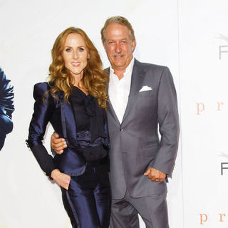 "Sarah Siegel-Magness, Gary Magness in ""Precious"" Los Angeles Premiere - Arrivals"