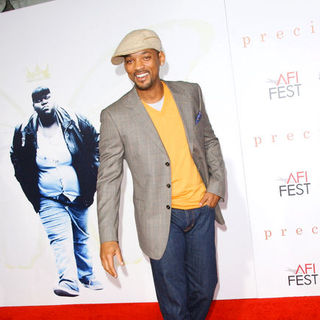 "Will Smith in ""Precious"" Los Angeles Premiere - Arrivals"