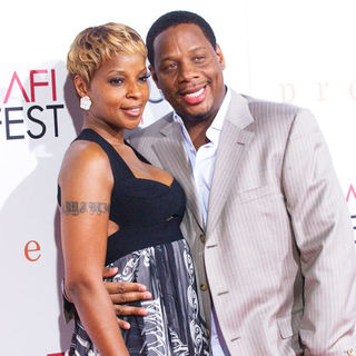 "Mary J. Blige, Kendu Isaacs in ""Precious"" Los Angeles Premiere - Arrivals"