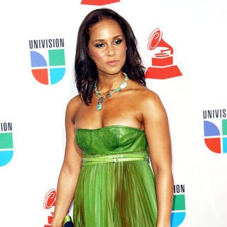 Alicia Keys in The 10th Annual Latin GRAMMY Awards - Arrivals