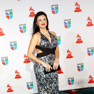 Rita Ribeiro in The 10th Annual Latin GRAMMY Awards - Arrivals