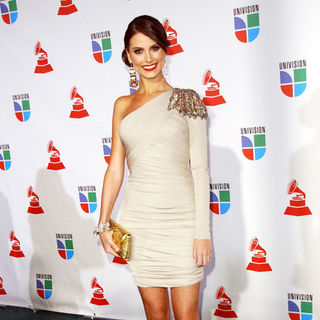 Stefania Fernandez in The 10th Annual Latin GRAMMY Awards - Arrivals
