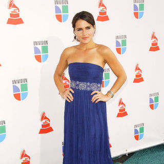 Lilia Luciano in The 10th Annual Latin GRAMMY Awards - Arrivals
