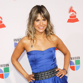 Jimena Angel in The 10th Annual Latin GRAMMY Awards - Arrivals